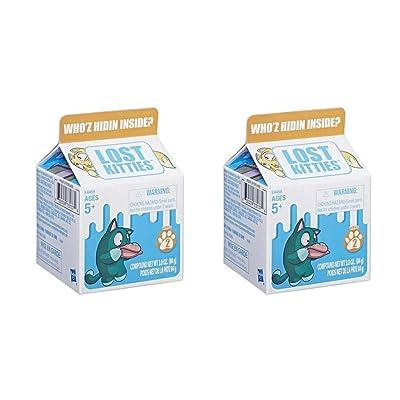 Lost Kitties Series 2 Blind Box – Bundle of 2 Blind Boxes: Toys & Games