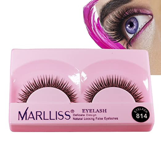 Amazon.com : Best Natural False Eyelashes, Long False ...