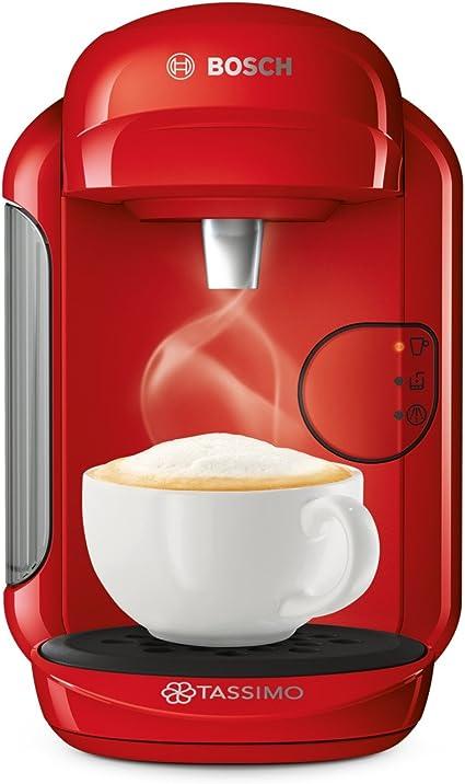 Bosch TAS1403 Tassimo Vivy 2 - Cafetera Multibebidas Automática de ...