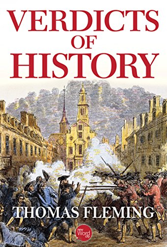 Verdicts of History (The Thomas Fleming Library) cover