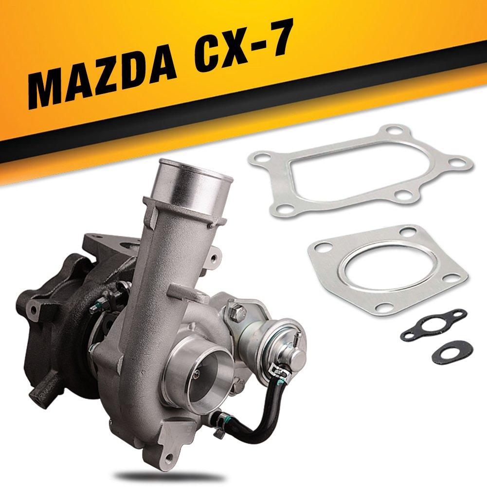Autosaver88 Turbo Turbocharger Fit For Mazda Cx7 2006 Cx 7 Fuel Filter 2014 23l Engine K04 K0422 582 Replacement Kit Automotive