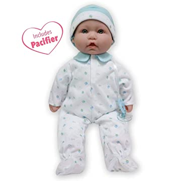 blue baby toy