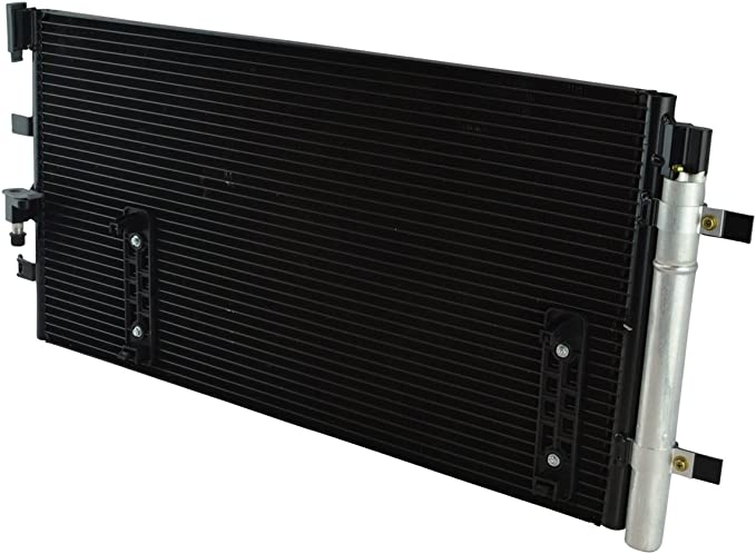 A//C AC Condenser New for Audi A4 Quattro A6 S4 S6 Q5 A5 S5 allroad A7 7-3868