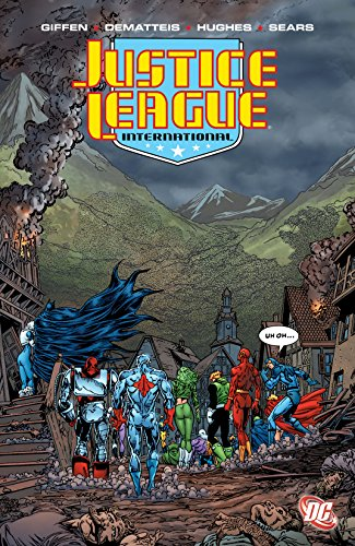 Justice League International Vol. 6 (Justice League of America (1987-1996))