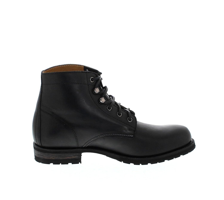 FB Fashion Boots Sendra Boots 10604 Sprinter Negro/Herren Schnürstiefel Schwarz/Urban Boot/Herrenstiefelette Sprinter Negro