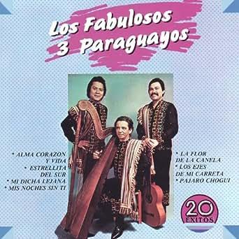 mp3 los paraguayos