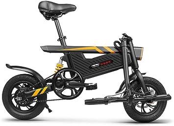 WXJWPZ Bicicleta Eléctrica Plegable Tres Modos De Conducción ...