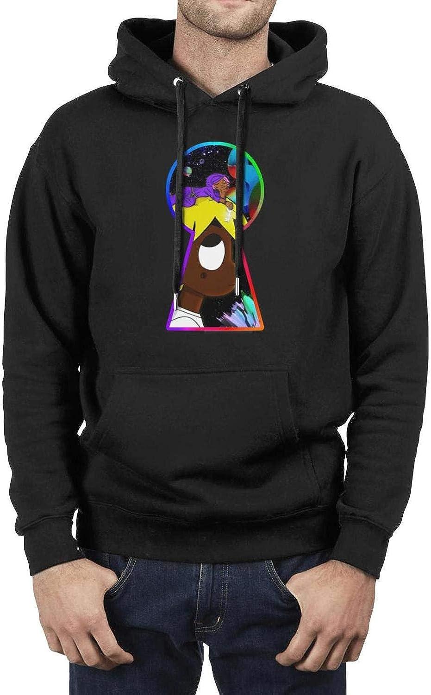 Mens Pullover Hoodie Sweater Kangaroo Pocket Sleeve Inexpensive Long Warm Pu Fees free