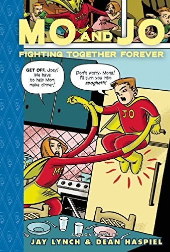 By Jay Lynch - Mo and Jo Fighting Together Forever: TOON Level 3 (2008-09-16) [Hardcover] pdf epub