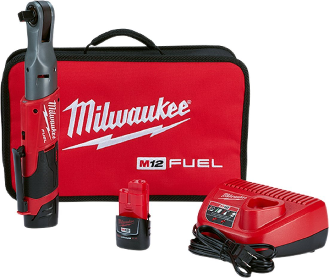 MILWAUKEE M12 FUEL 1 2 in. Ratchet