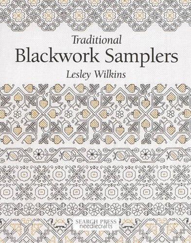 Traditional Blackwork Samplers (Needlecrafts Series)
