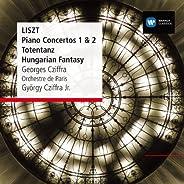 Liszt: Piano Concertos 1 & 2, Totentanz, Hungarian Fan