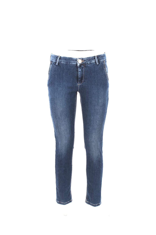 NO LAB Jeans Donna 34 Denim Sohod53 Autunno Inverno 2018/19