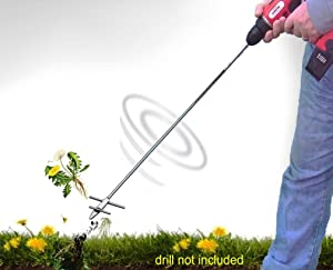 WeedNtill WT-1 Weeding and Tilling Tool