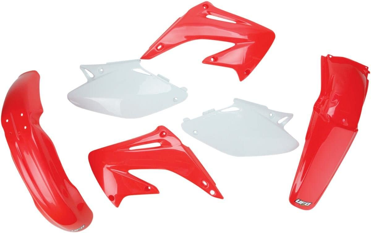 UFO Motocross Plastic Kit for Honda CR 125 250 2004