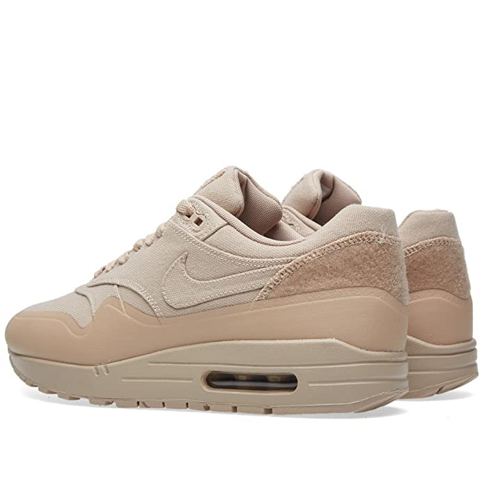 Air Max 1 Sable Toile Beige Sp Patch Connexion Vt