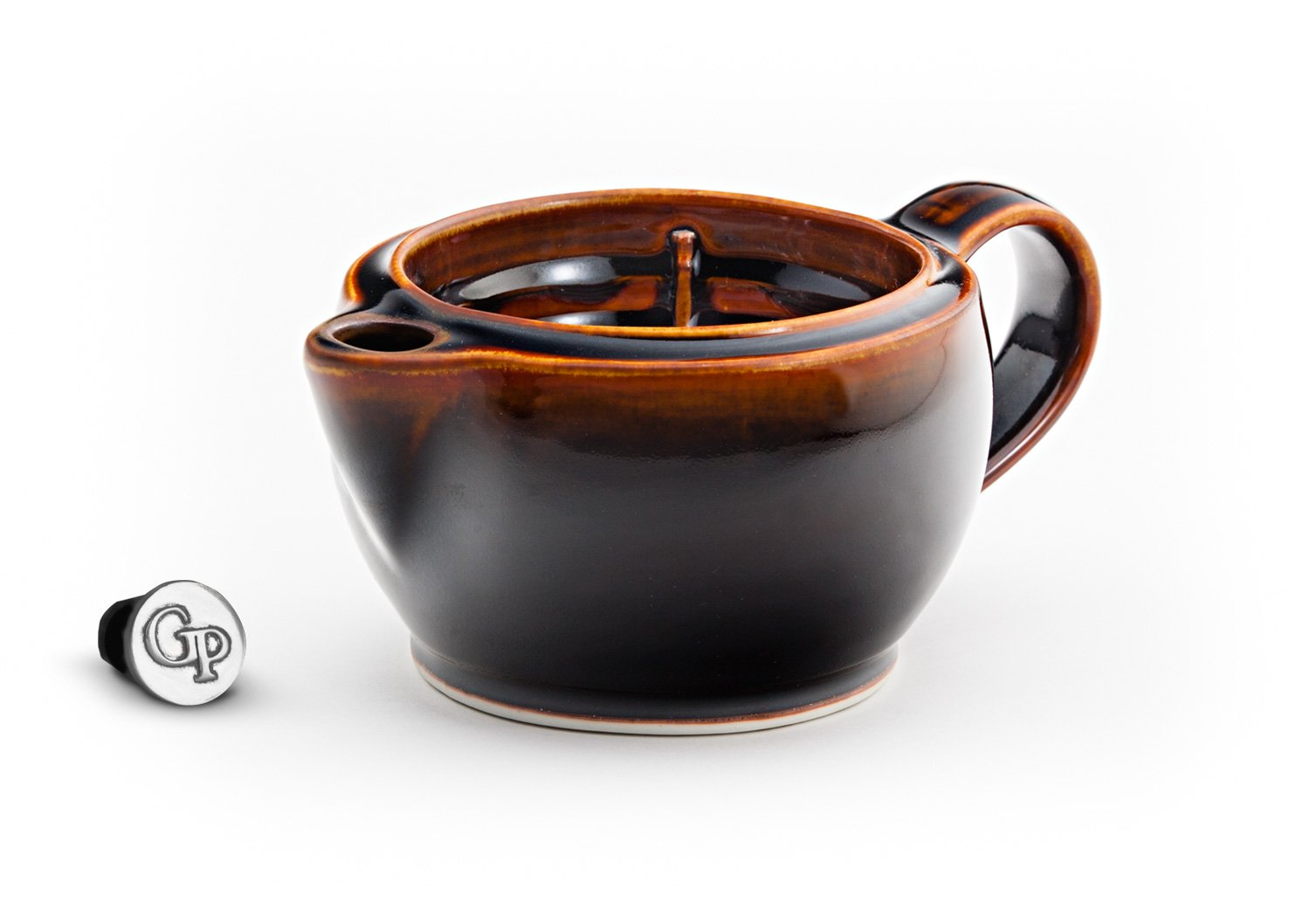 Georgetown Pottery G12 Shaving Scuttle Mug - Hamada by Georgetown Pottery