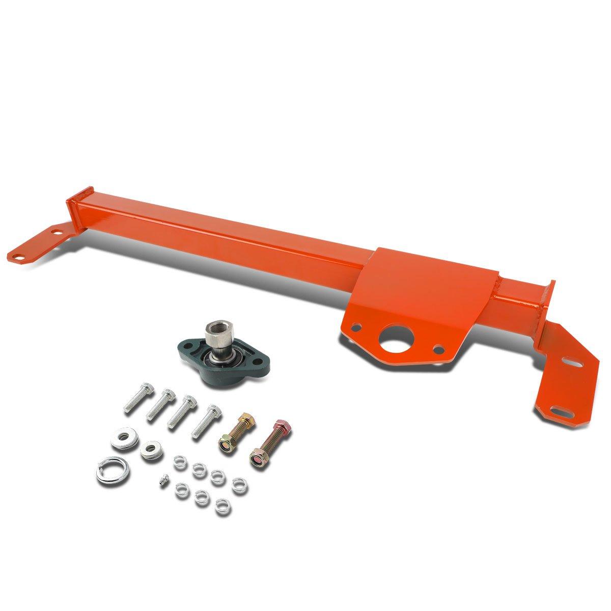 For Dodge Ram 2500 3500 4WD AWD Mild Steel Steering Gear Box Stabilizer Brace//Bar Red Type 3