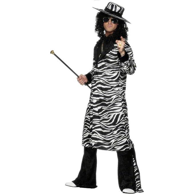Fancy - Disfraz de rockero para hombre, talla M (SM25993): Smiffys ...