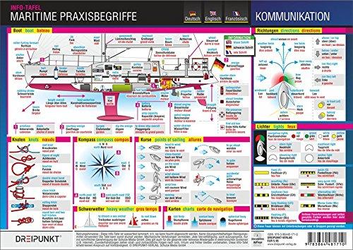 Maritime Praxisbegriffe: Deutsch - Englisch - Französisch