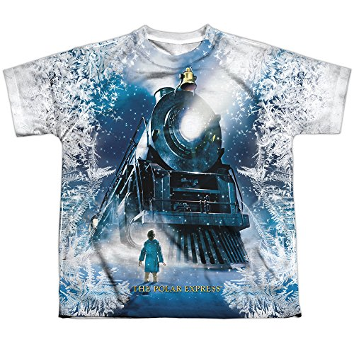 The Polar Express Journey Big Boys Sublimation Shirt