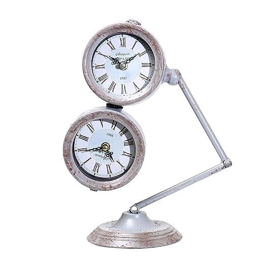 Reloj de Mesa, Relojes De Mesa, 33cm Altura Silenciosa For No ...