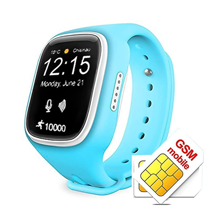 Smartwatch para niño IFLYING, reloj inteligente para niños ...