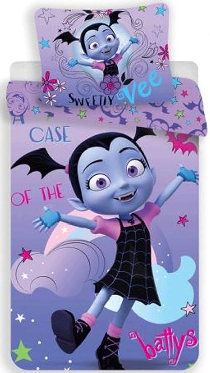 Amazon Com Character Vampirina Disney Duvet Cover Pillow Cover