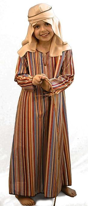Nativity-Bible-World Book Day STRIPED SHEPHERD / JOSEPH Childu0027s Fancy Dress Costume u2013  sc 1 st  Amazon UK & Nativity-Bible-World Book Day STRIPED SHEPHERD / JOSEPH Childu0027s ...