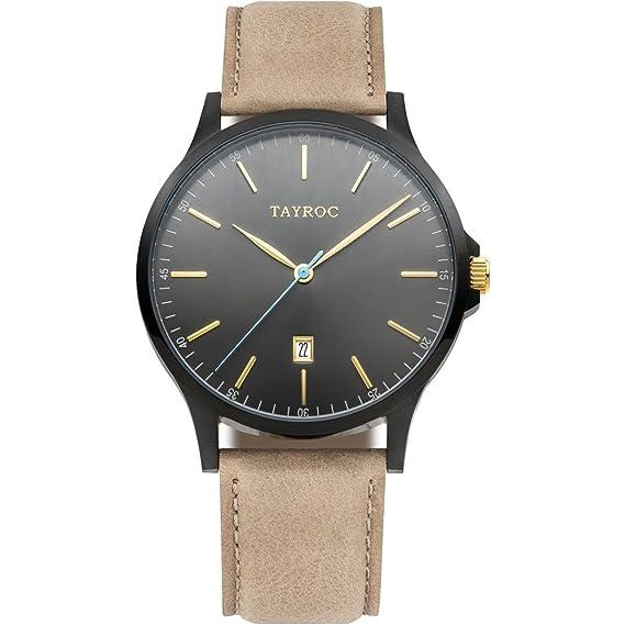 e6b7a0524af5 Tayroc Reloj unisex TXM099  Amazon.es  Relojes
