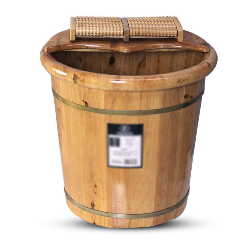 フットマッサージャーフットバス 杉バレルフットバスバレルフットバスバレルフタフットバスバレル木製フットバレルタブ増粘 color, (Color : Wood color, Size : 41.5 B07JLWMTQP** 40cm) 41.5*40cm Wood color B07JLWMTQP, 防災用品災害対策 ピースアップ:946921a8 --- ijpba.info