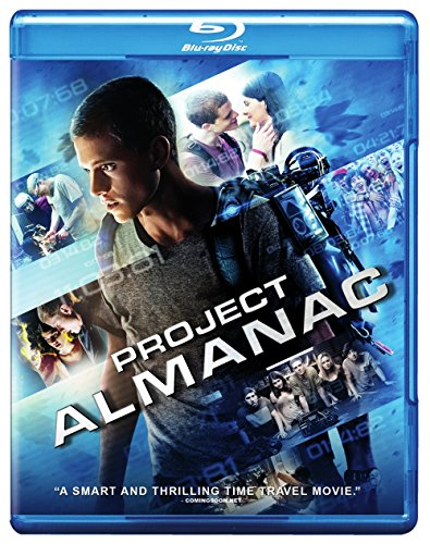 Project Almanac (BD) [Blu-ray]