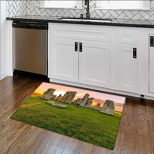 (Stonehenge in The Sun for Living Room Dining Room Family W24 x H18)