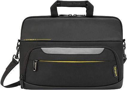 TALLA 11.6 Pulgadas. Targus CityGear TSS929GL, Funda Protectora para portátil con Ajuste Acolchado de hasta 11.6 Pulgadas, Color Negro