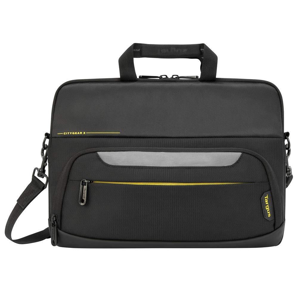 Targus CityGear TSS931GL Mallette Professionnelle Ultra Fine pour Ordinateur Portable jusqu'à 14' Noir