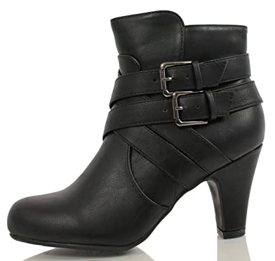 Amazon.com | City Classified Women's Sami Faux Leather Double ...