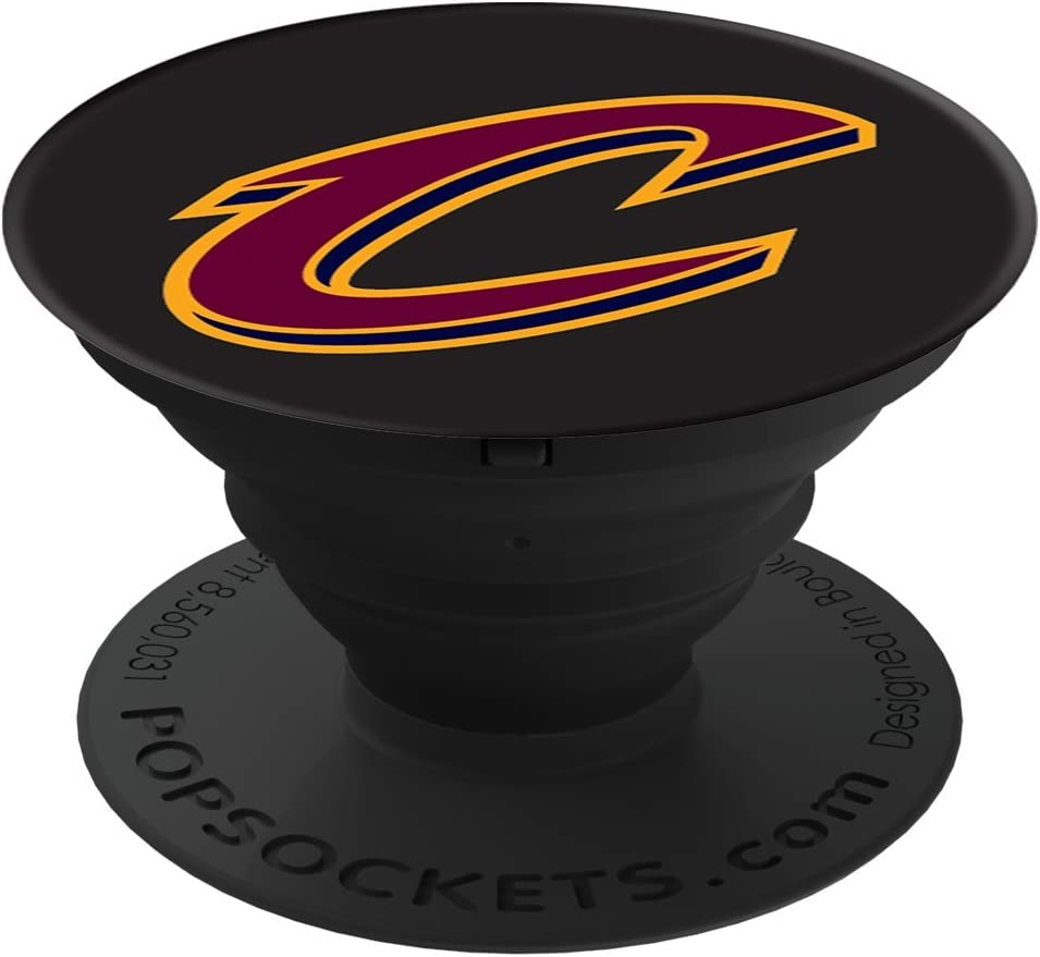 PopSockets: Collapsible Grip & Stand for Phones and Tablets - NBA Cavaliers