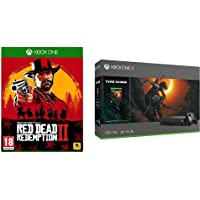 Pack Xbox One X 1 To - Shadow of The Tomb Raider + Red Dead Redemption 2