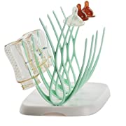 Bottle Drying Rack BPA-Free For Saving Space, Drying Baby&Toddler Bottle, Nipples and Feeding Accessories