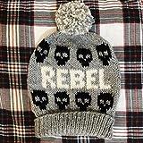 Rebel beanie
