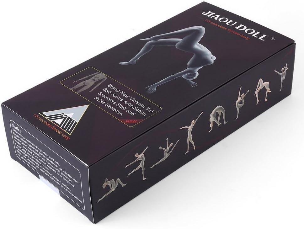 1:6 Skala Dame Puppe Head Skulptur für Phicen//Kumik 12 Zoll Action Figur #1