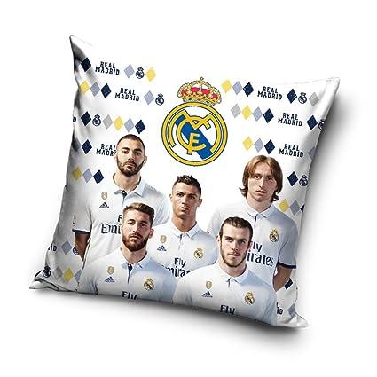 Real Madrid Kussensloop Spelers