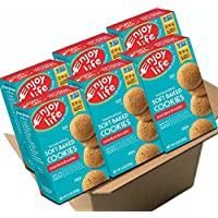 6 Pack Enjoy Life Soft Baked Cookies Snickerdoodle 6 Ounce Box