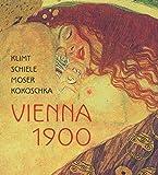 img - for Klimt, Schiele, Moser, Kokoschka: Vienna 1900 book / textbook / text book