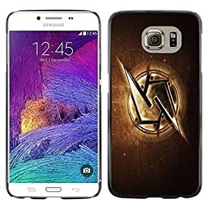 Paccase / SLIM PC / Aliminium Casa Carcasa Funda Case Cover para - Metal S - Samsung Galaxy S6 SM-G920