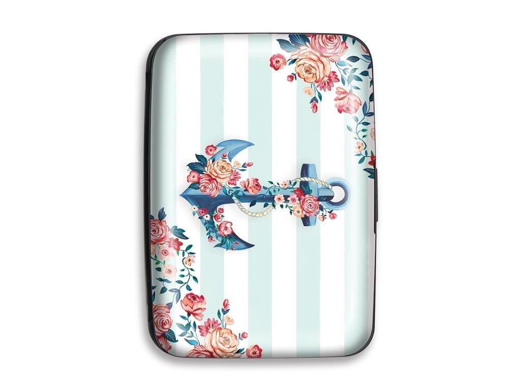Lady Jayne LDJ85124 Case Credit Card Seaside Blooms Case Credit Card Seaside Bloom
