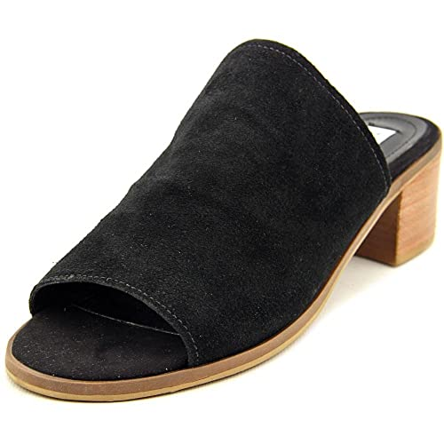 973f1b08bec Steve Madden Richelle Women US 6 Black Slides Sandal: Amazon.ca ...