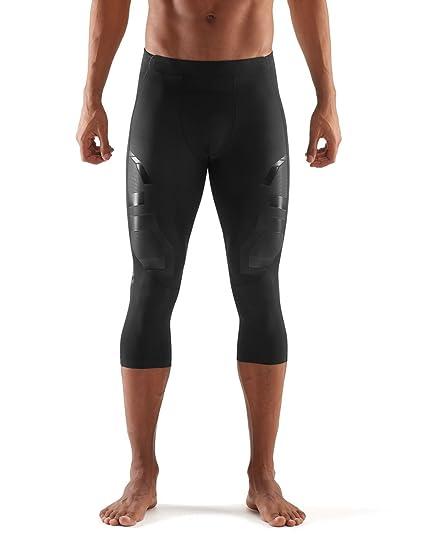 e64a33702f61b9 Amazon.com : Skins Men's A400 Compression 3/4 Tights : Clothing