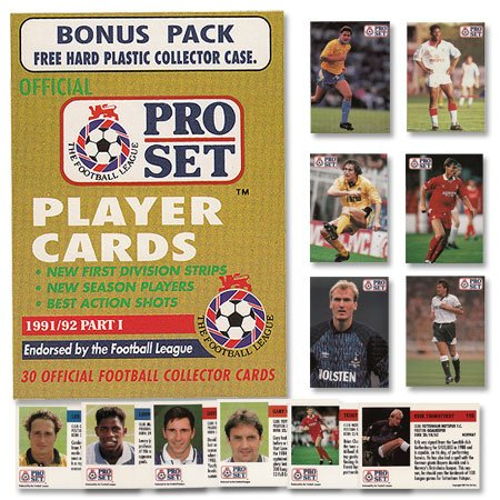 90-91 Collectors cards Trading Cards