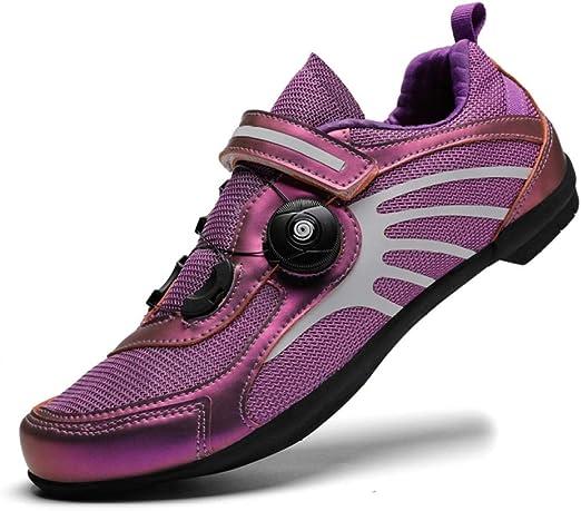 SDFFGFXCV Zapatillas De Bicicleta De Montaña para Adultos ...